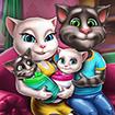 Gia đình mèo Tom 2
