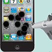 Đập phá điện thoại