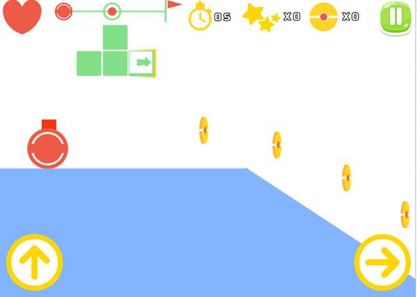 Cách chơi trò Lăn bóng ăn vàng