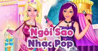 Ngôi sao nhạc pop