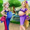 Cặp đôi bà bầu