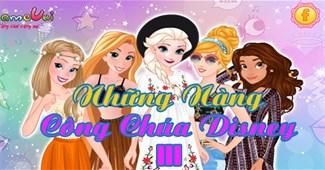 Những nàng công chúa Disney 3