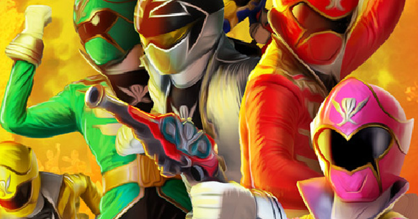 Game Siêu nhân Mãnh Thú - Power Rangers Super Megaforce XBorg Blaster -  Game Vui