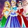 Công chúa: Thời trang giáng sinh