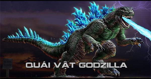 Game Quái vật Godzilla - Front Line - Game Vui