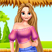 Thời trang Công chúa tóc mây