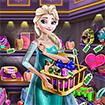 Elsa mua quà tặng
