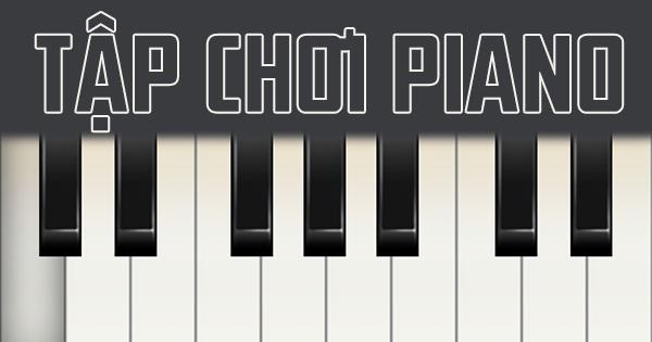 Tập chơi Piano