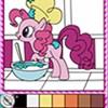 Tô màu ngựa Pony