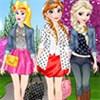 Công chúa: Thời trang mùa xuân
