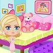 Barbie dọn phòng