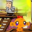 Chú khỉ buồn: Tìm mật ong