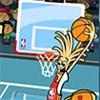 Thử thách bóng rổ