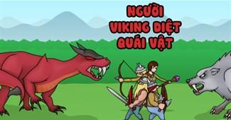 Người Viking diệt quái vật