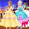 Elsa và Anna: Buổi tiệc khiêu vũ