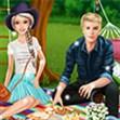 Barbie và Ken đi dã ngoại