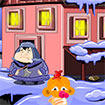 Chú khỉ buồn: Vùng đất lạnh giá