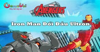 Iron Man đối đầu Ultron
