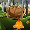 Chú khỉ buồn: Người rừng