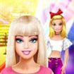 Barbie dự tiệc đêm