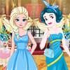 Công chúa: Bữa tiệc hoàng cung