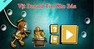 Vịt Donald tìm kho báu