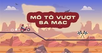 Mô Tô Vượt Sa Mạc