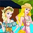 Công chúa: Phong cách hoang dã