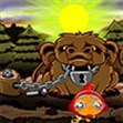 Chú khỉ buồn: Quái vật rừng xanh