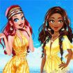 Quiz Princess Vs Princess