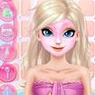 Frozen Elsa Weekend Spa
