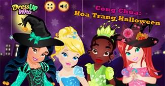 Công chúa: Hóa trang halloween