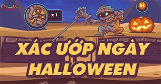 Xác ướp ngày Halloween
