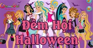 Đêm hội halloween