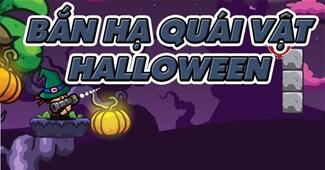 Bắn hạ quái vật: Halloween