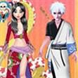 Elsa: Phong cách Manga