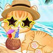 Kỳ nghỉ hè của mèo