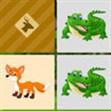 Tìm cặp hình động vật