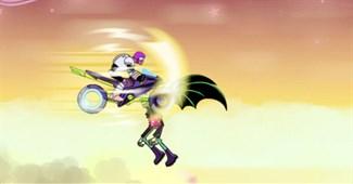 Teen Titans Go: Cyborg đua xe