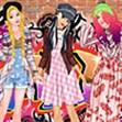 Công chúa: Thời trang graffiti