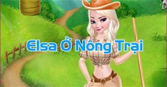 Elsa ở nông trại