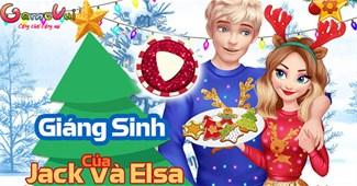 Giáng sinh của Jack và Elsa
