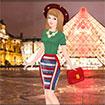 Cinderella du lịch Paris