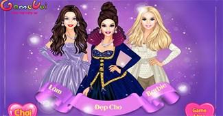 Làm đẹp cho Barbie