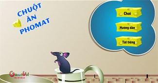 Chuột ăn phomat