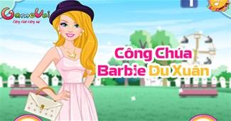Công chúa Barbie du xuân