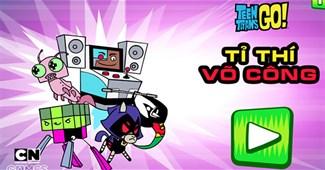 Teen Titans Go: Tỉ thí võ công