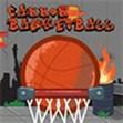 Đại bác bắn bóng rổ