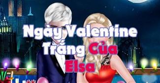 Ngày Valentine trắng của Elsa