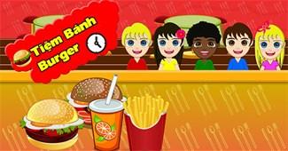 Tiệm bánh burger